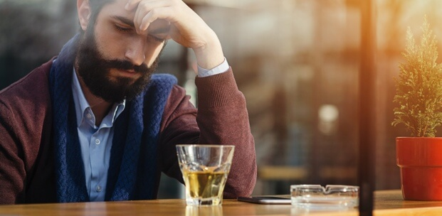 Signs of alcohol abuse include blackouts, legal trouble and more.