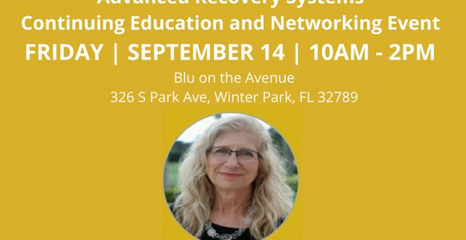 Continuing Education Events: Next Opportunity in Winter Park, Florida