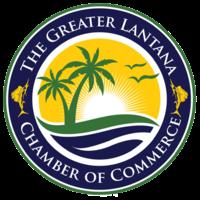 The Greater Lantana Chamber of Commerce logo