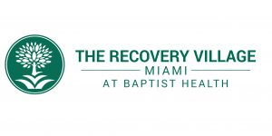 The Recovery Village Miami at Baptist Health logo